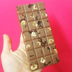 Tablette chocolat au lait,...